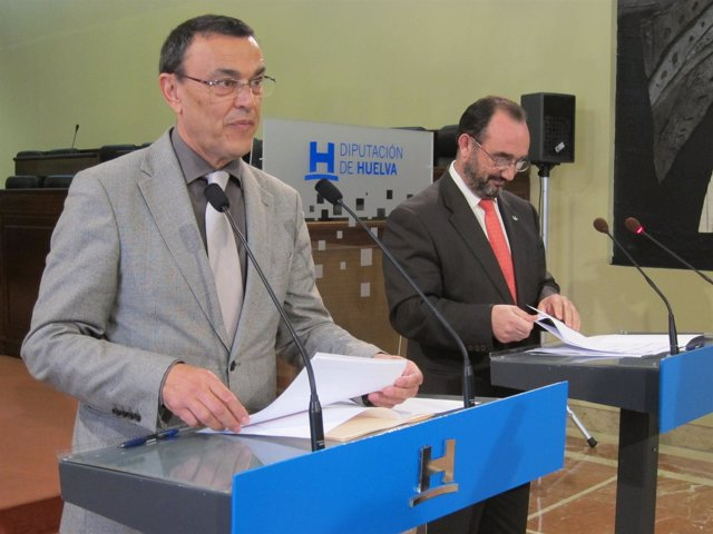 Ignacio Caraballo y Valentín Cortés.