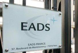Economía/Empresas.- EADS ganó 1.228 millones en 2012, un 19% más