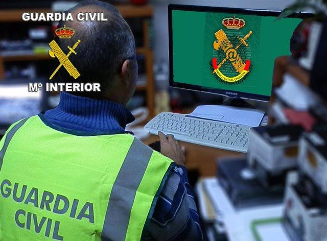 Agentes guardia civil