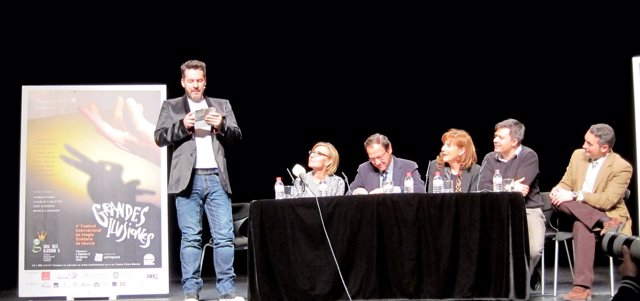 Martín, Pelegrín, Cámara, García, Fernández y Gómez