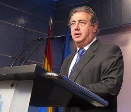 """Zoido: """"El 28-F parece un acto reivindicativo contra el Gobierno de España que no tiene ningún sentido"""""""