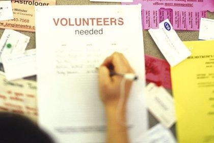 El voluntariado es bueno para el corazón