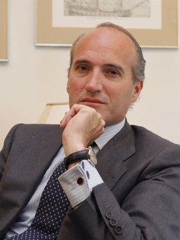 Julian Núñez, presidente de la patronal de grandes constructoras SEOPAN