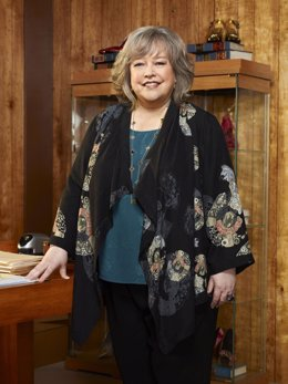 Kathy Bates en 'Harry's Law'