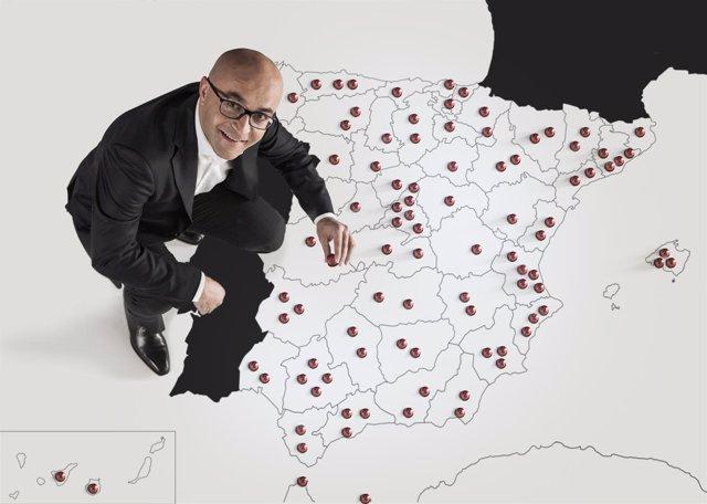 Jean-Marc Dragoli, Director de Nespresso España