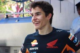 """Motociclismo.- Marc Márquez (Honda): """"Ha sido un día bastante bueno"""""""