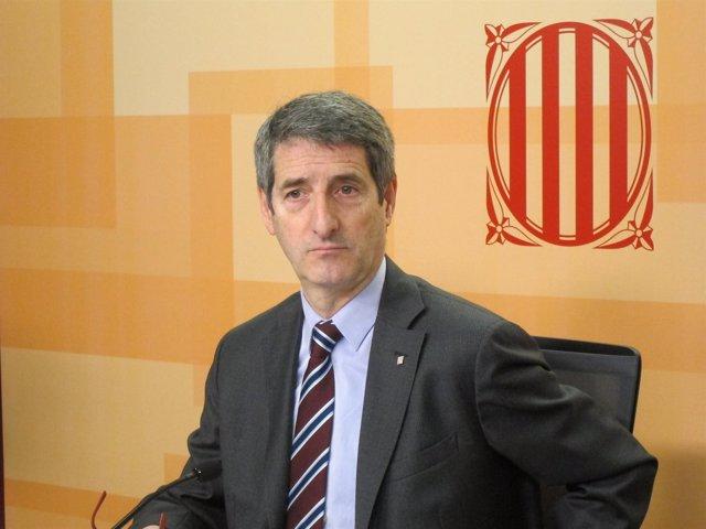 Ramon Bonastre, secretario de Relaciones Laborales
