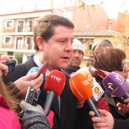 Alcalde de Toledo, Emiliano García-Page