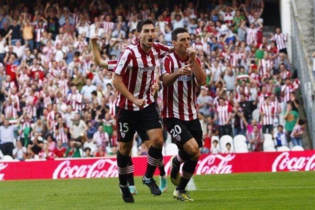Iraola,Aduriz Atletico Club Bilbao