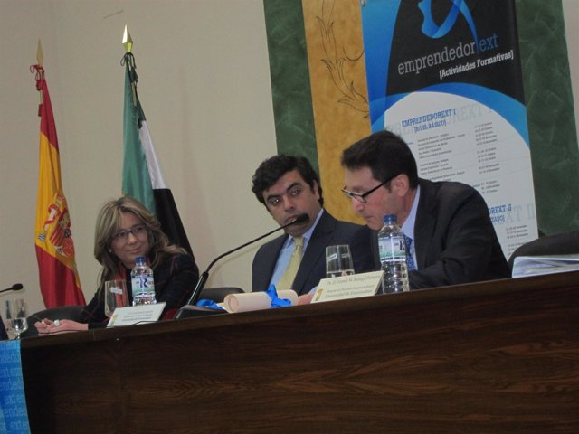 Clausura Del Programa Emprendedorext En Cáceres