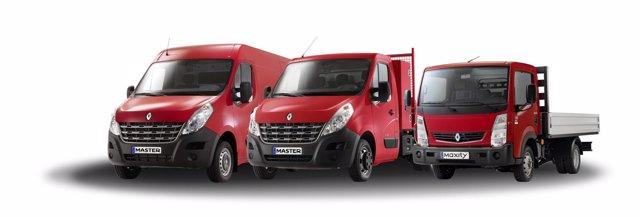 Gama Ligera De Renault Trucks