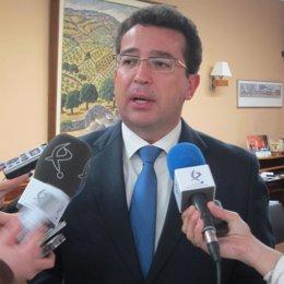 Manzano, Fernando, Asamblea Extremadura
