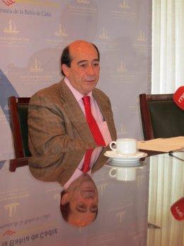 Rafael Barra, presidente de la APBC