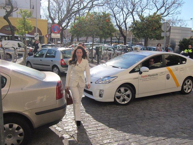 Mercedes Alaya, A Su Llegada A Los Juzgados