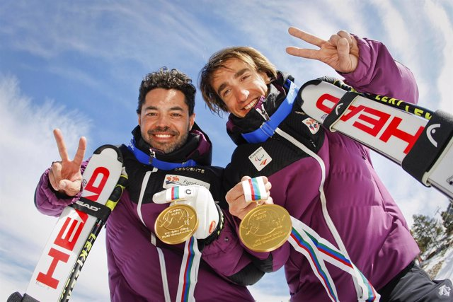 Jon Santacana y Miguel Galindo consiguieron los tres oros del medallero nacional
