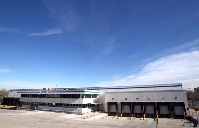 Centro logístico de Federal-Mogul en Coslada (Madrid)