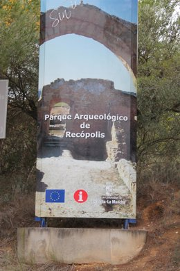 PARQUE ARQUEOLÓGICO DE RECÓPOLIS