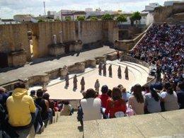 Teatro de Itálica.