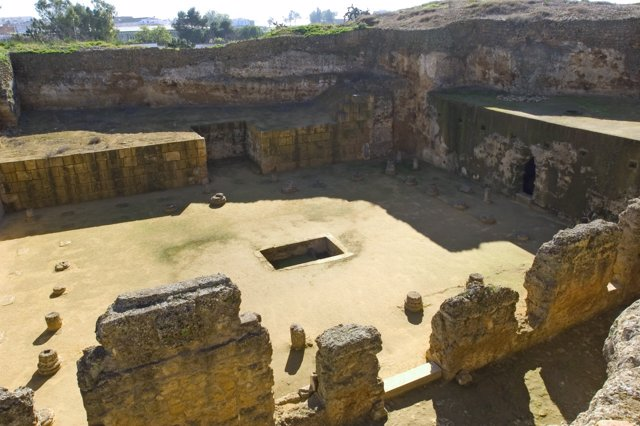 Tumba de Servilia, en la Necrópolis de Carmona.