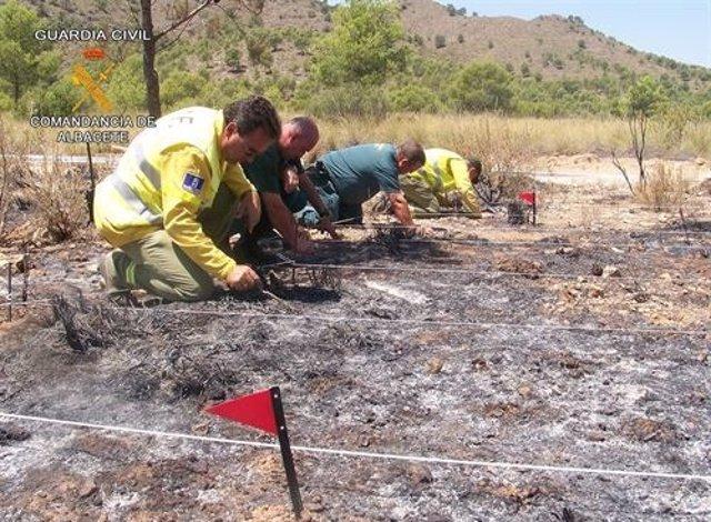 Detenido incendio Moratalla