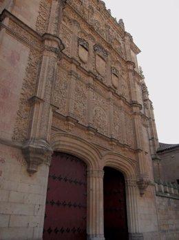 Edificio Escuelas Mayores De La Universidad De Salamanca