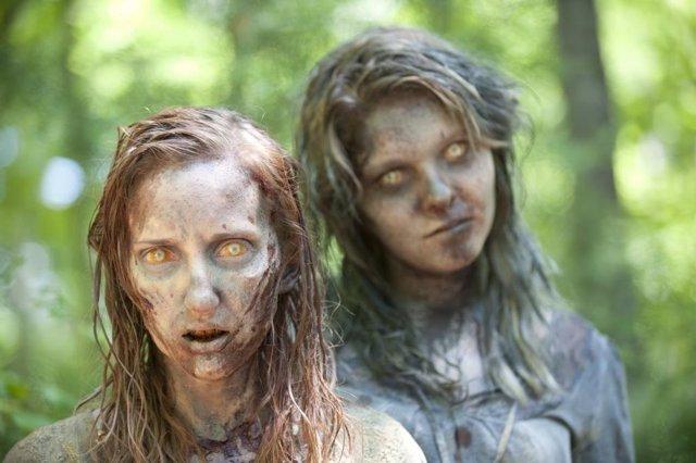 Imagen promocional de la tercera temporada de The Walking Dead