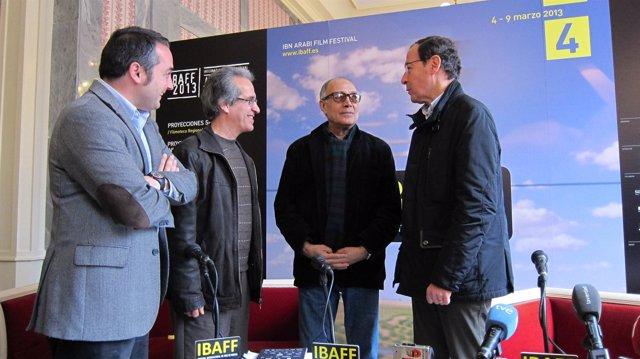 Presentación de la 4ª edición del IBAFF en el Teatro Romea