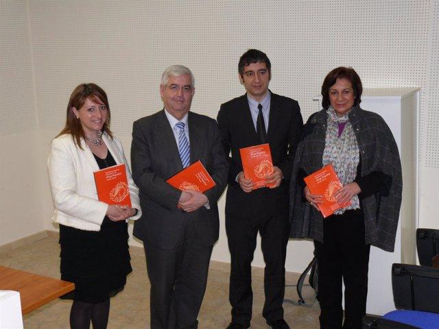Vela, Jiménez, Cruz y Fernández