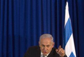 """Netanyahu pide """"sanciones militares"""" contra Irán por la continuación de su programa nuclear"""