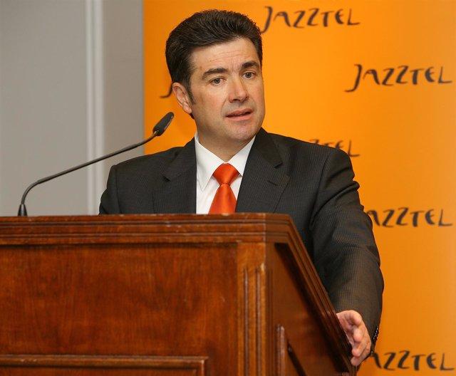José Miguel García Fernández. CEO Jazztel