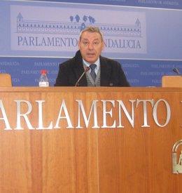 Francisco Álvarez de la Chica, este miércoles