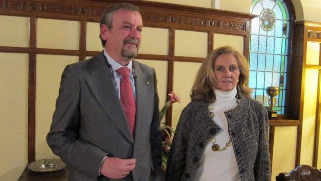 Ignacio García-Juliá y Pilar Lahuerta