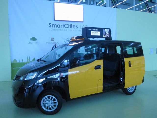 Un prototipo de Smart Taxi