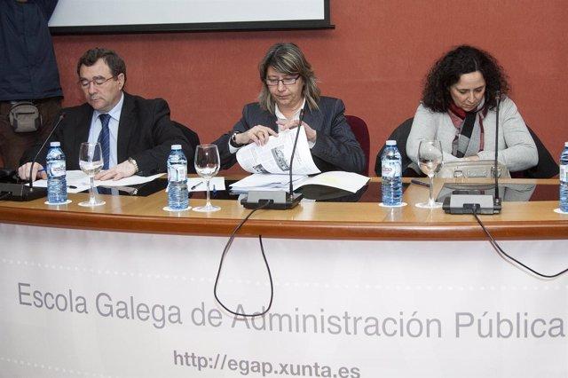 A conselleira do Medio Rural e do Mar, Rosa Quintana, manterá unha xuntanza cos