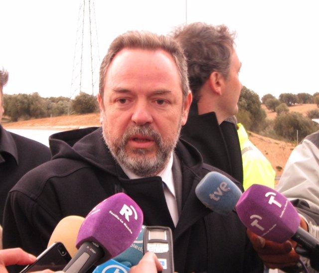 Jesús Labrador, delegado del Gobierno