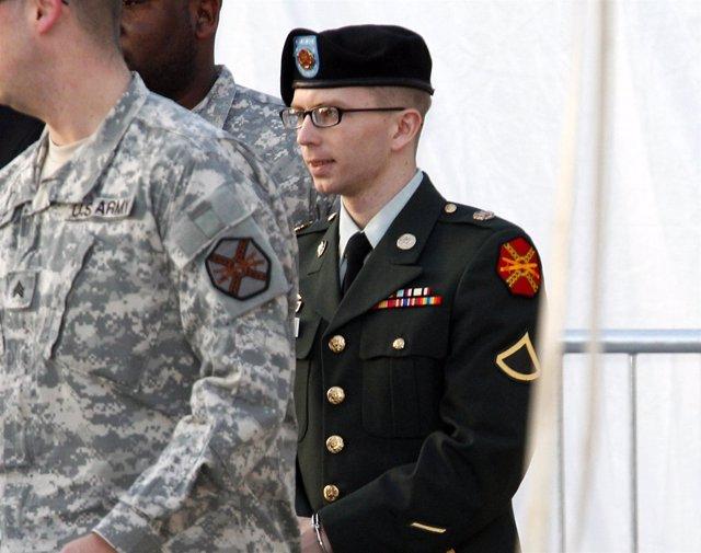 Soldado Bradley Manning