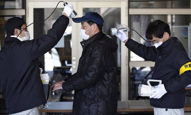 Mediación de la radiactividad en la central de Fukushima