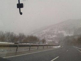 Meteorología prevé alerta amarilla por nieve y viento en Jaén, Granada y Almería para las primeras horas de este viernes