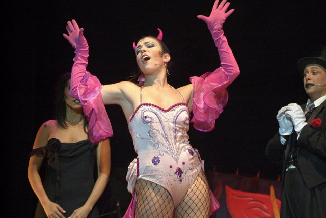 Laví e Bel llega este viernes al Teatro Central de Sevilla