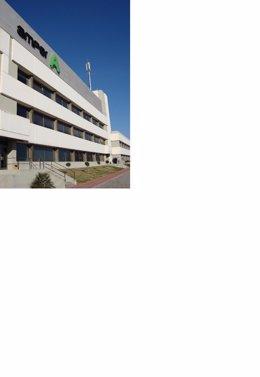 Amper edificio de Getafe
