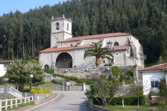 Iglesia de Argoños