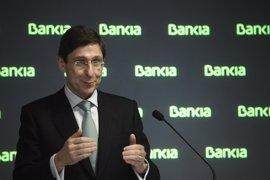 Economía/Finanzas.- Goirigolzarri avisa de que las condiciones hipotecarias cambiarán si se generaliza la dación en pago