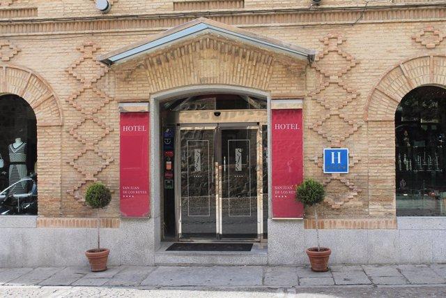Hoteles en Toledo, turismo en Toledo, Grandes comercios en Toledo