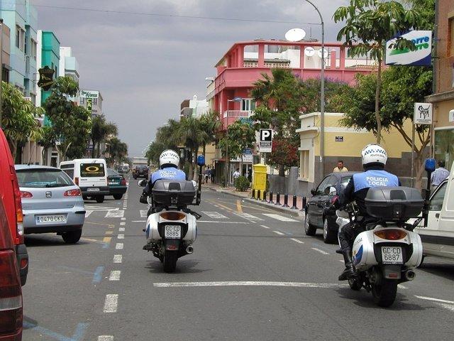 Policía Local de Santa Lucía (Gran Canaria)