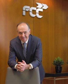 Juan Béjar, consejero delegado de FCC