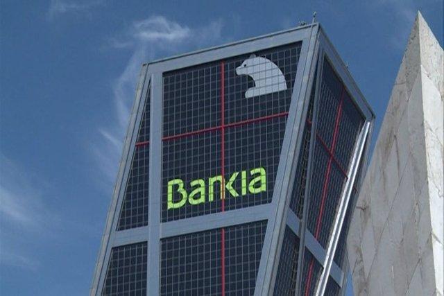 Bankia perdió 19.193 millones en 2012