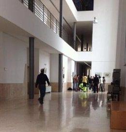 Suceso en Escuela Politécnica de Cuenca