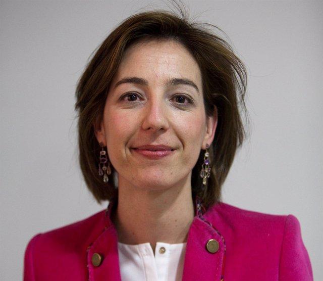 Beatriz Puente, diretora financiera de AENA