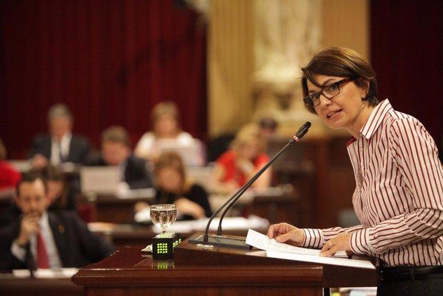 Margalida Durán (PP)  será la nueva presidenta del Parlament