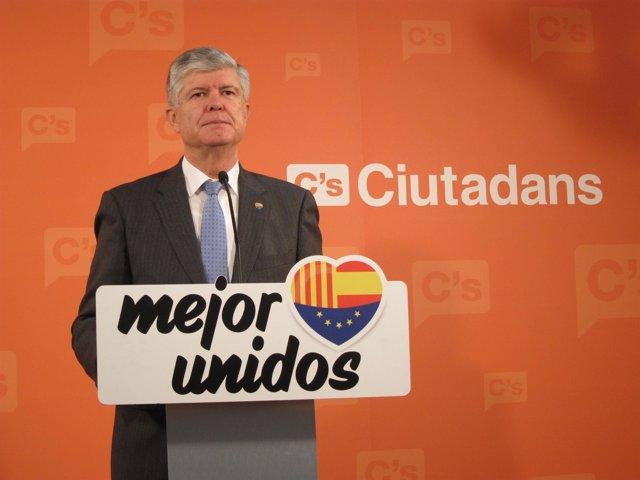 Matias Alonso, Secretario General Y Portavoz De Ciutadans
